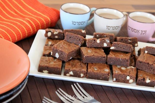 Dairy Free Brownie
