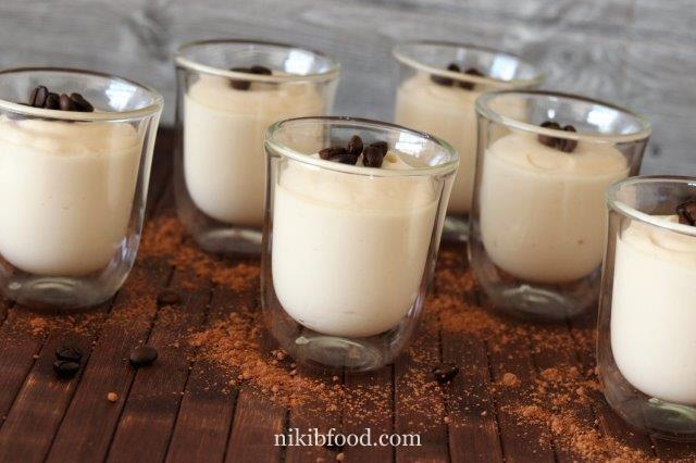 Coffee mascarpone ice cream recipe