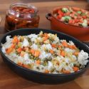 Rice with Mung Beans