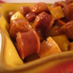 Sausage and Potatoes Dish