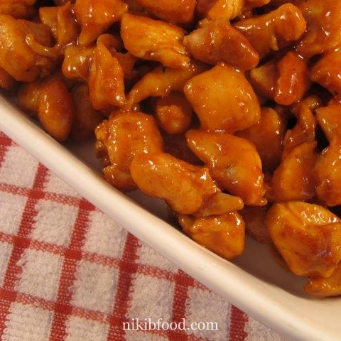 cken Breast in Sweet and Sour Sauce