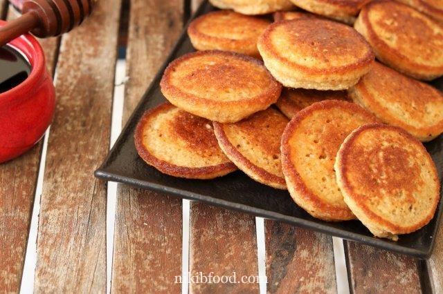 Passover pancakes recipe