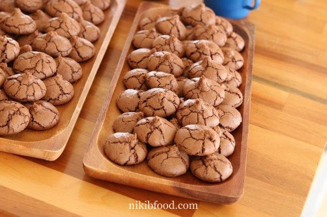 Dairy-Free Chocolate Cookies