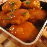 Carrot and Apple Fritters
