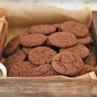 Cocoa Cookies You Can't Stop Eating or What Do You Do With Your Leftover Egg Whites?