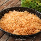The Best Orange-Colored Basmati Rice