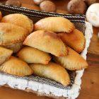 Mushroom and Onion Pastries