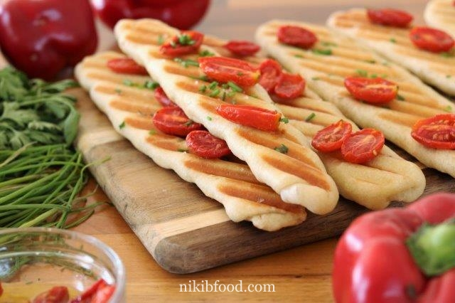 Focaccia Sticks Recipe