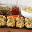 Vegetable Savoury Muffins