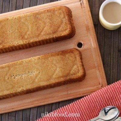 Dairy free maple cake