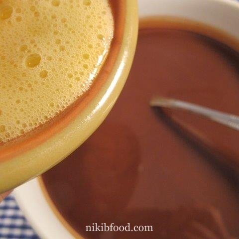 Chocolate fondant cake recipe