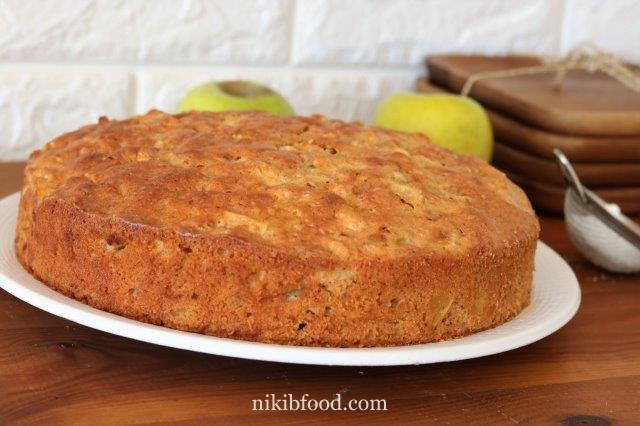 Dairy free apple cake recipe
