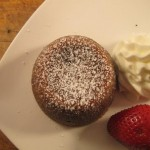 Chocolate fondant cake recipe
