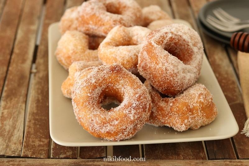 Sfinj - Moroccan Donuts