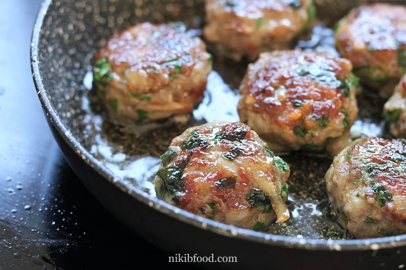 Meatballs Made with Love