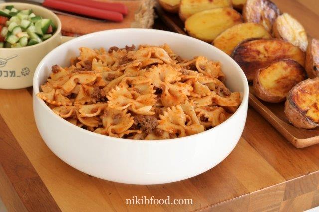 Quick and easy spaghetti bolognese recipe
