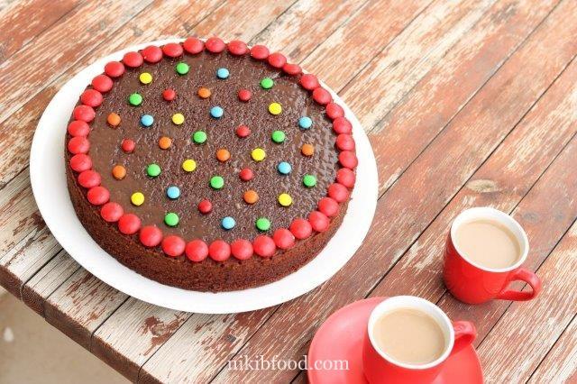 Passover chocolate cake