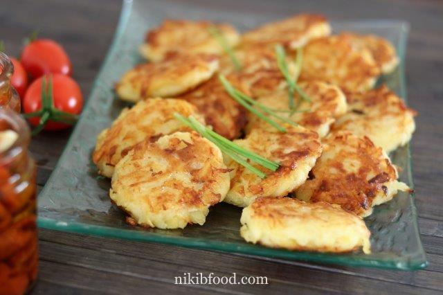 Classic Potato Latkes Recipe