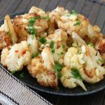 Cauliflower in sweet chili sauce