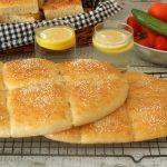 Soft Fluffy Bread