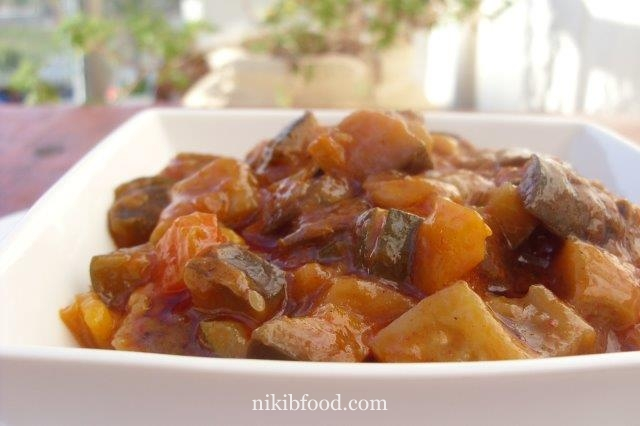 Vegetable Gulash