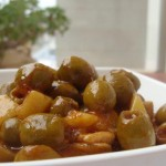 Potatoes with Olives