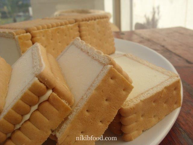 Cheese Biscuit Cake Recipe - NikiB