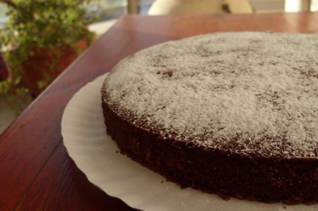 Chocolate cake walnut recipe