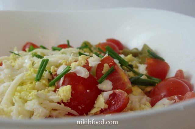 Best zucchini salad recipe