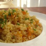 Quinoa and Carrots