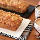 Apple oat cake