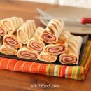 Deli tortilla roll ups