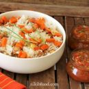 Boneless skinless chicken thighs and rice casserole