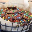 Cookies with smarties