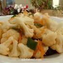 Fresh Cauliflower Salad
