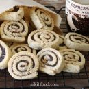 Date pinwheel cookies for passover