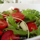 Baby green salad recipe