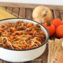 Easy Tasty Spaghetti Bolognese