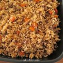 Minced chicken and rice recipes