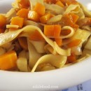 Noodles recipes with vegetables