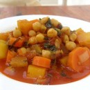 Vegetable Casserole with Couscous
