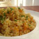 Quinoa and Carrots