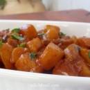 Potatoes in Sauce
