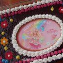 Large Chocolate Cake