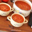 Tomato Rice Soup