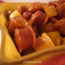 Sausage and Potatoes Dish