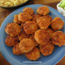 Lentil Chicken Meatballs Recipe